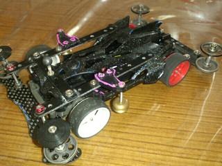 MS-03 リジットプラボディ限定レースマシン
